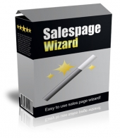 Salespage Wizard Software Private Label Rights