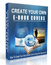Create Your Own E-Book Covers Private Label Rights