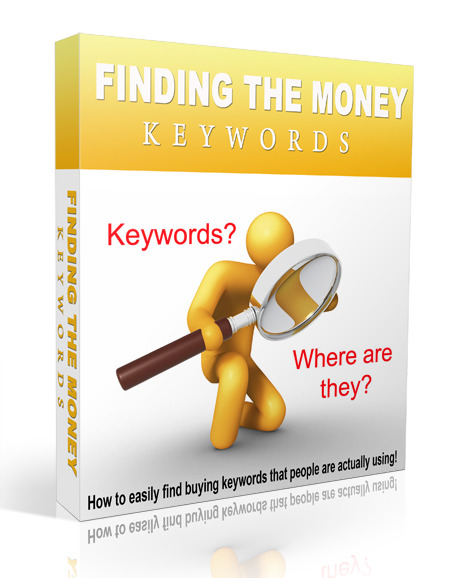 Finding The Money Keywords