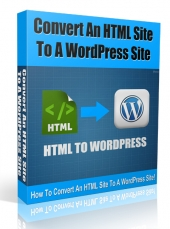 Convert HTML to WordPress Private Label Rights