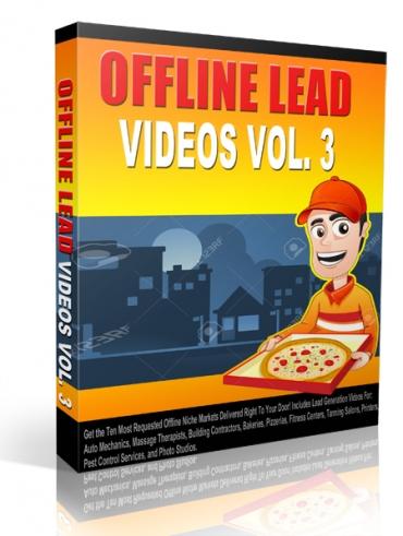 Offline Lead Videos Volume III