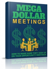 Mega Dollar Meetings Private Label Rights