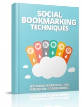 Social Bookmarking Techniques Private Label Rights