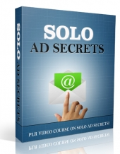 Solo Ad Secrets Private Label Rights