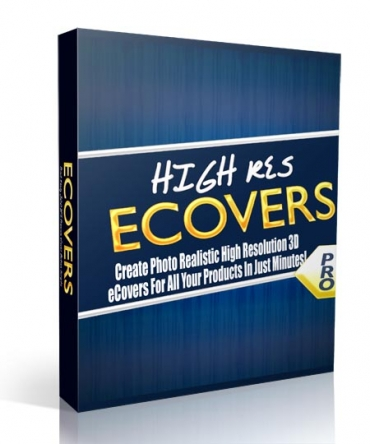 High Resolution eCovers Pro