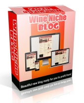 Wine Niche Blog Private Label Rights