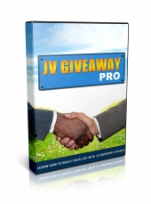 JV Giveaway Pro Private Label Rights