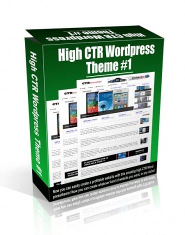 High CTR Wordpress Theme #1