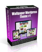 Wallpaper Wordpress Theme #1 Private Label Rights