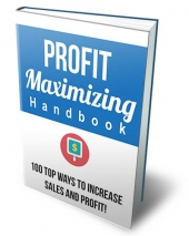 Profit Maximizing Handbook Private Label Rights