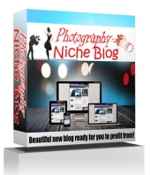 Photography Niche Blog Private Label Rights