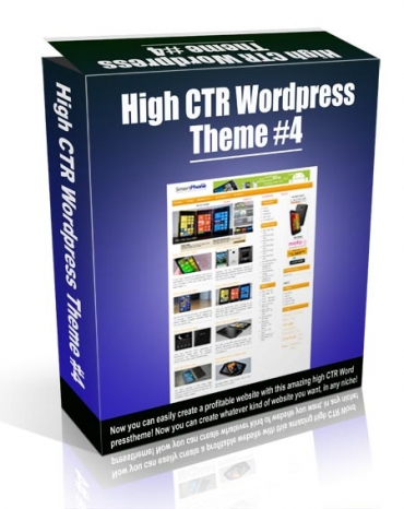 High CTR Wordpress Theme #4