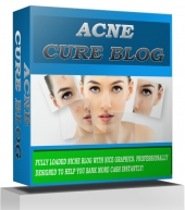 Acne Cure Blog Private Label Rights