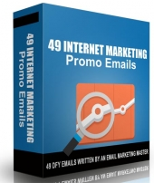 49 Internet Marketing Promo Emails Private Label Rights