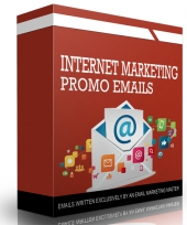 30 MORE Internet Marketing Promo Emails Private Label Rights
