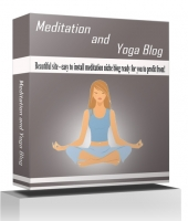 Meditation and Yoga Blog Private Label Rights
