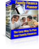 Family Finance Planner Private Label Rights