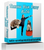Training Your Puppy Blog Private Label Rights