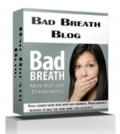 Bad Breath Blog Private Label Rights