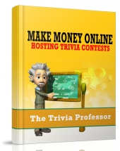 Make Money Hosting Trivia Contests Private Label Rights