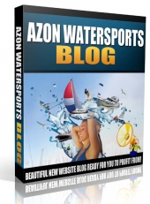 Azon Water Sports Blog 2015 Private Label Rights
