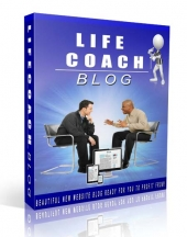 Life Coach Niche Blog 2015 Private Label Rights