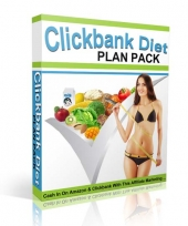 New Clickbank Diet Plans Pack Private Label Rights