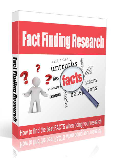 Fact Finding Research
