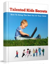 Talented Kids Secrets Private Label Rights
