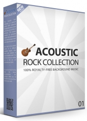 Acoustic Rock Band Collection V1 Private Label Rights