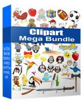 Clipart Mega Bundle 2015 Private Label Rights