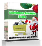 Christmas Amazon Store Private Label Rights