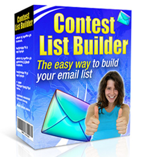 Contest List Builder Software 2015
