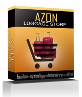 Azon Luggage Store Private Label Rights