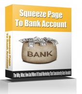 Squeeze Page To Bank Account Private Label Rights