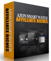 Azon Smart Watch Affiliate Riches Private Label Rights
