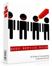 Customer Service Rules Private Label Rights
