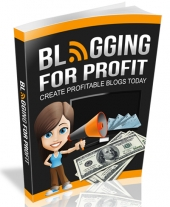 Blogging For Profit 2015 Private Label Rights