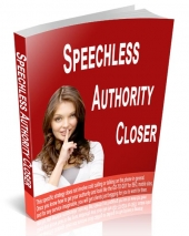 Speechless Authority Closer Private Label Rights
