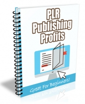 PLR Publishing Profits Private Label Rights