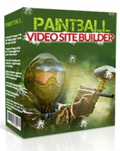 Paintball Video Site Builder Private Label Rights