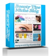 Beauty Tips Niche Blog Private Label Rights