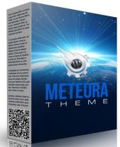 Meteora WordPress Theme Private Label Rights