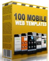 100 Mobile Web Templates 2015 Private Label Rights