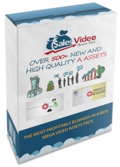 Sales Video Assets Private Label Rights