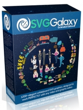 SVG Galaxy Extended Private Label Rights