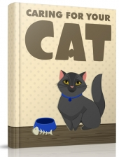Caring For Your Cat Private Label Rights