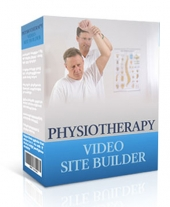 Physiotherapy Video Site Builder Private Label Rights