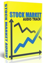 Stock Market Audio Track 2015 Edition Private Label Rights
