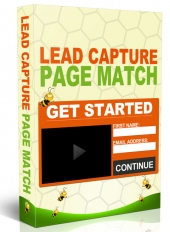 Lead Capture Page Match Private Label Rights
